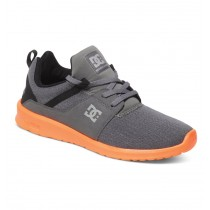 Scarpe DC Shoes Heathrow SE - Grigio / Arancione