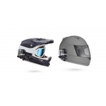 Supporto Laterale Casco GoPro Side Mount