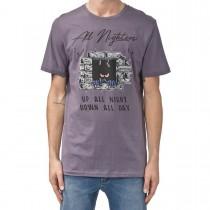 T-shirt Globe All Nighters Tee Dusty Grape