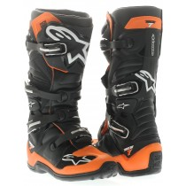 Stivali Cross Alpinestars Tech 7 - Nero Arancio