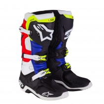 Stivali Alpinestars Tech 10 Barcia Limited Edition