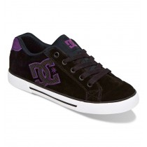 Scarpe Donna DC Shoes Chelsea SD - Nero / Viola