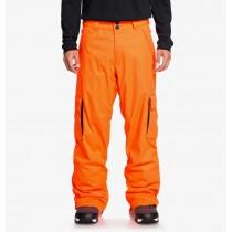 Pantaloni da Snowboard DC Banshee Shocking Orange 10K