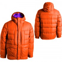 Piumino Invernale Oakley Down Jacket Orange / 100% Piuma