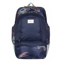 Zaino Medio Quiksilver 1969 Special Parrot Jungle Navy