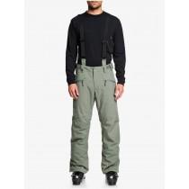 Pantaloni da Neve Quiksilver Boundry Plus Agave Green