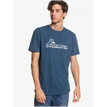 T-shirt Uomo Quiksilver Lost Sparks Blue