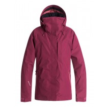 Giacca Donna Neve Roxy Wilder 2L Gore-Tex Beet Red