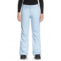 Pantaloni Donna Neve Roxy Backyard Powder Blue