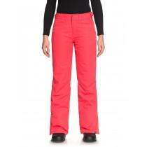 Pantaloni Donna Neve Roxy Backyard Teaberry