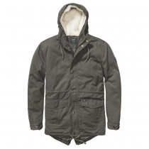 Giacca Globe Goodstock Thermal Fishtale - Dark Olive