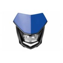 Mascherina Faro Anteriore Polisport Halo Blu Yamaha