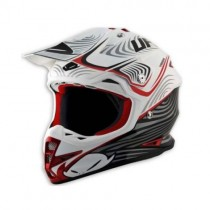 Casco Cross Ufo Warrior X-Zone