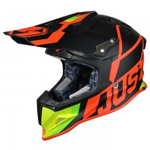 Casco JUST1 J12 Unit Red Lime