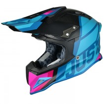 Casco JUST1 J12 Unit Blue Pink
