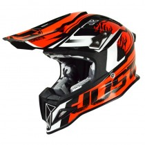 Casco JUST1 J12 Dominator Orange