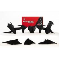 Kit Plastiche KTM SX 125-150-250 / SXF 250-350-450 / XC 2019 Nero