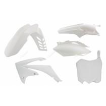 Kit Plastiche Honda CRF 250 2010 / 450 09>10 Bianco