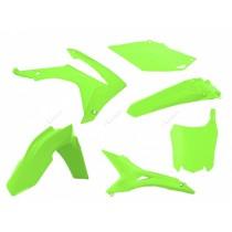 Kit Plastiche Honda CRF 250-450 2013=>2016 Giallo Fluo Replica U.S.A.