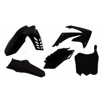 Kit Plastiche Honda CRF 250 11>13 / 450 11>12 Nero