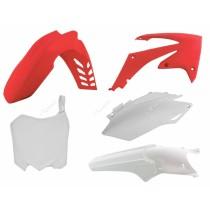 Kit Plastiche Honda CRF 250 11>13 / 450 11>12 Colore Originale