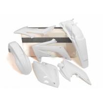 Kit Plastiche Honda CRFX 250 2004=>2016 Bianco