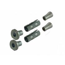Coppia Espansori Universali Per Manubri In Alluminio ø14-15mm