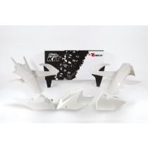 Kit Plastiche KTM EXC-EXCF-XC/W 250=>500 2017 / XC/W 125-150 2017 Bianco