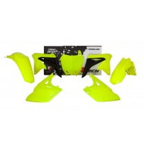 Kit Plastiche Suzuki RMZ 250 2010=>2016 Giallo Fluo Limited Edition