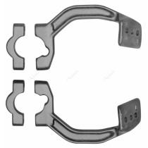 Kit Di Montaggio Racing Paramani Rtech Alluminio Forgiato