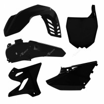 Kit Plastiche Yamaha YZ 125-250 2015=>2016 Nero