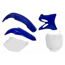 Kit Plastiche Yamaha YZ 125-250 2002=>2005