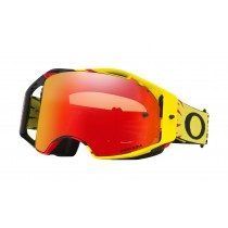 Oakley Airbrake Mx High Voltage Yellow Red / Prizm Torch