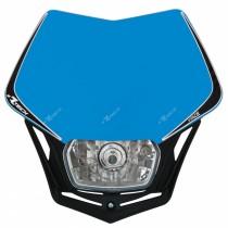 Mascherina Faro Anteriore Rtech V-Face Blu TM