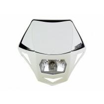 Mascherina Faro Anteriore Rtech Genesis Bianco White Headlight