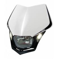 Mascherina Faro Anteriore Rtech V-Face LED Bianco