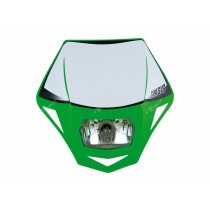 Mascherina Faro Anteriore Rtech Genesis Verde Kawasaki Headlight