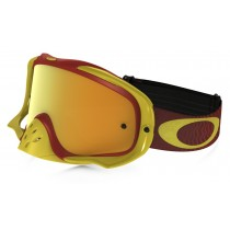 Maschera Oakley Crowbar Mx - Shockwave Red Yellow OO7025-36