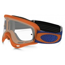 Maschera Oakley O-Frame Mx Shockwave Orange-Blue OO7029-25