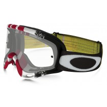 Maschera Oakley O-Frame Mx Pinned Race OO7029-26