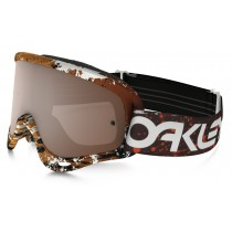 Maschera Oakley O-Frame Mx - Splatter Blood Orange OO7029-28