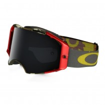 Oakley Airbrake Mx Flight Series Scorpions Grey