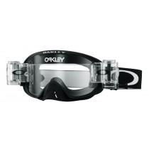Maschera Oakley O2 Mx Roll Off - Matte Black OO7068-19