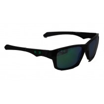 Occhiali Oakley Jupiter Squared Polished Black / Jade oo9135-05 Sunglasses