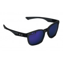 Occhiali Oakley Garage Rock Crystal Black / Violet Iridum oo9175-22 Sunglasses