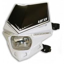 Mascherina Faro Anteriore Ufo Stealth LED Bianco