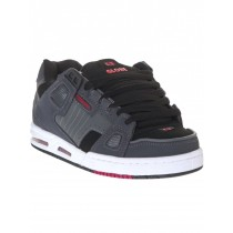 Scarpe Skate Globe Sabre Grey Black Red