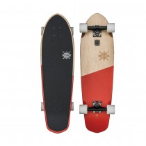 "Skateboard Completo Globe Big Blazer 32"" Blazing Red"