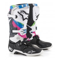 Stivali Alpinestars Tech 10 Vision Limited Edition