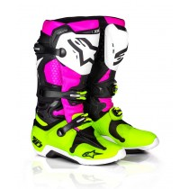 Stivali Alpinestars Tech 10 Radiant AMA Sx Anaheim Limited Edition